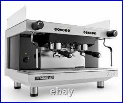Traditional Espresso Coffee Machine (Sanremo Zoe 2 Group) WHITE
