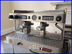 VERONA Commerical Coffee/Espresso Machine 2 Group Fully Reconditioned