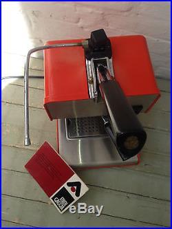 VINTAGE MINI GAGGIA COFFEE ESPRESSO MACHINE ANDRE RICARD SPAIN 1972 Mint