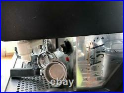 VISACREM 3 Group Commercial Espresso Coffee Machine