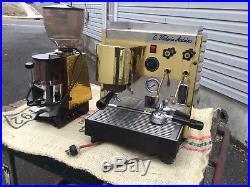 Vctorla Arduino 1-group Espresso Machine And Coffee Grinder