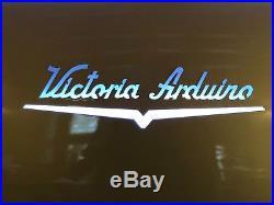 Victoria Arduino Adonis Espresso 3 Group Custom Fender 1970's Gold WOW