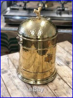Victoria Arduino Venus 1 Group Brass Espresso Coffee Machine Cafe Restaurant