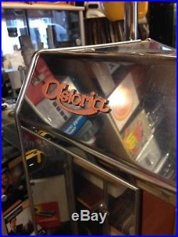 Vintage Astoria Hand Press Espresso Coffee Machine