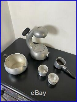 Vintage Atomic Brevetti Robbiati Coffee Espresso Stovetop Machine Maker RARE