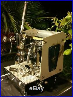 Vintage Coffee machine Astoria CMA lever espresso faema gaggia
