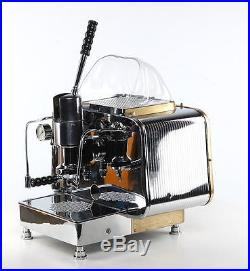 Vintage Faema Urania 1 group lever espresso coffee machine
