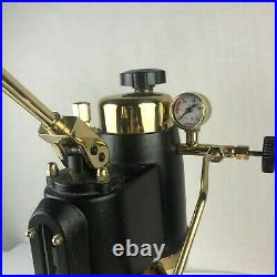Vintage La Cimbali Microcimbali Liberty Lever Espresso Coffee Machine La Pavoni