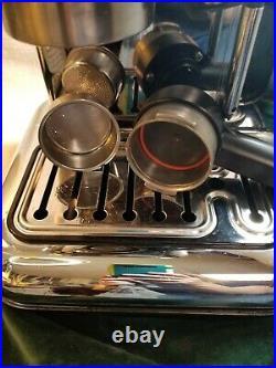 Vintage La Pavoni Espresso Coffee Machine Made In Italy New Pump
