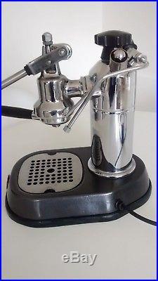 Vintage La Pavoni Europiccola Espresso Coffee Machine