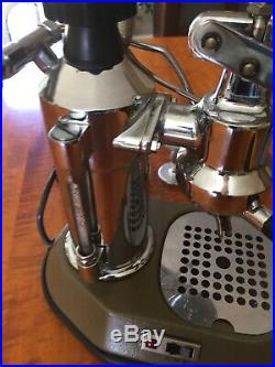 Vintage La Pavoni Europiccola Lever Espresso Coffee Machine Very Good Condition
