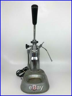 Vintage Mid Century LA PAVONI Europiccola Coffee Espresso Machine Parts + Pieces