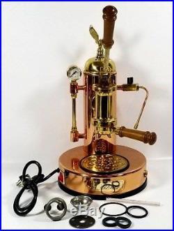 Vintage S1 Elektra Micro Casa A Leva Espresso Coffee Machine