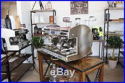 WEGA Concept USB 2 Group Dual Boiler Commercial Espresso Coffee Machine
