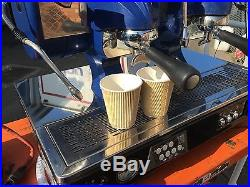 Wega 2 Group Automatic Espresso/cappuccino/coffee Machine NR