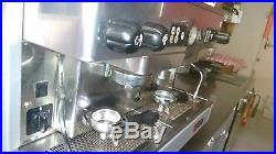 Wega 2 Group Espresso Coffee Machine Commercial