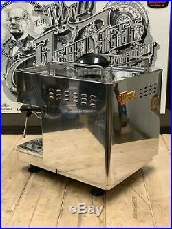 Wega Ckx Semi-auto 1 Group Espresso Coffee Machine Home Office Bar