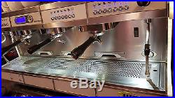396005a58e Wega Concept Greenline 3 Group Commercial Espresso Coffee Machine