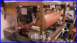 Wega EVD 2 OE 2 group Espresso Coffee Machine Fully Working Just Refurbished