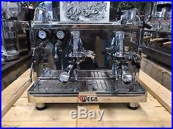 Wega Mininova Espresso Coffee Machine Cafe Commercial Cappuccino Brand New Latte