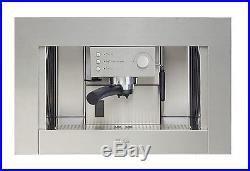 Whirlpool ACE010IX Built-in Coffee Maker Espresso Machine in Stainless Steel