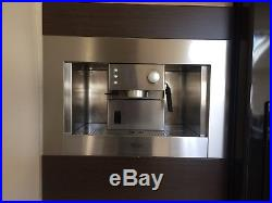 Whirlpool Built-in ACE010 Coffee/Espresso Machine Stainless Steel