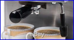 ZELMER ZCM2150X MAESTRO PRESSURE COFFEE MAKER ESPRESSO AUTOMATIC MACHINE LCD NEW