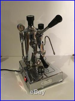 Zacconi Riviera Espresso Baby Lusso lever coffee machine