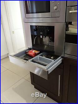 Zanussi Inter grated Coffee Machine Built In Espresso
